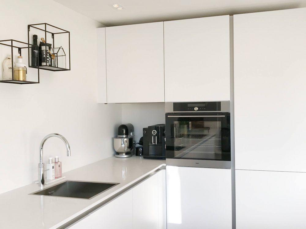 Keukens Zwartwit Nieuwenhuizen : Referenties homekeukens